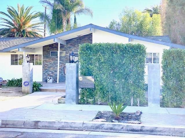 15942 Londelius Street, North Hills, CA 91343 (#SR21042368) :: TruLine Realty