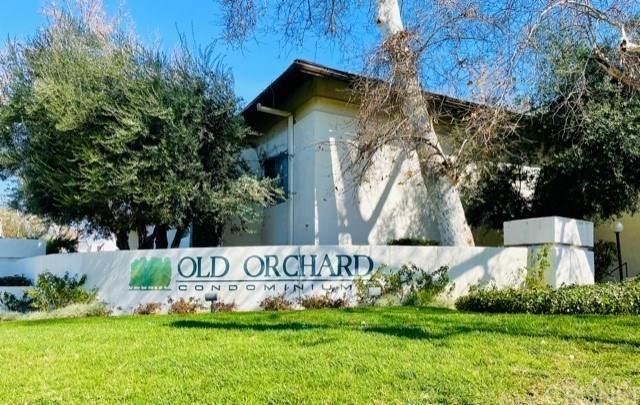 23515 Lyons Avenue #230, Valencia, CA 91355 (#SR21042603) :: HomeBased Realty