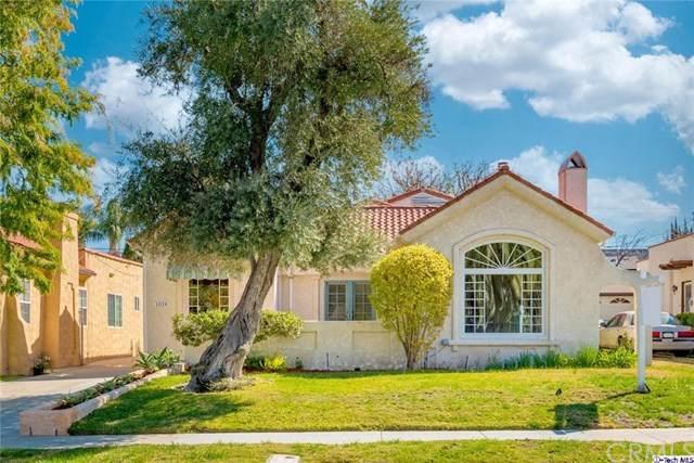 1018 N Jackson Street, Glendale, CA 91207 (#320005159) :: TruLine Realty