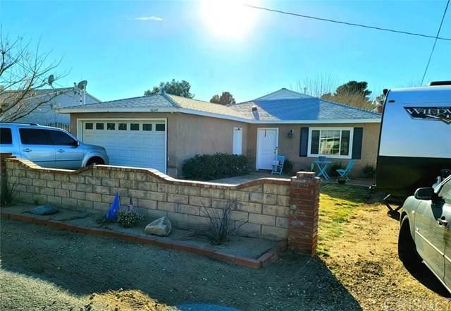 42245 52nd Street W, Lancaster, CA 93536 (#SR21043010) :: Berkshire Hathaway HomeServices California Properties