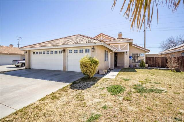 1746 Lightcap Street, Palmdale, CA 93535 (#SR21042996) :: Berkshire Hathaway HomeServices California Properties