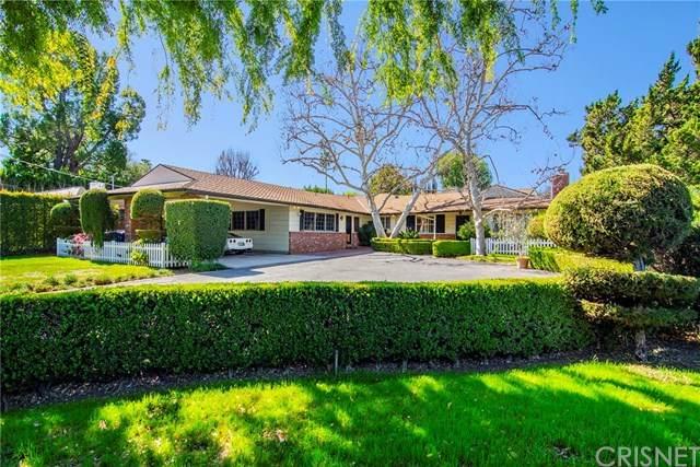 5067 Woodley Avenue, Encino, CA 91436 (#SR21043009) :: The Parsons Team