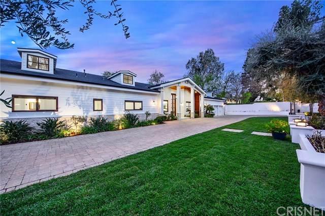 5158 Louise Avenue, Encino, CA 91316 (#SR21038313) :: TruLine Realty