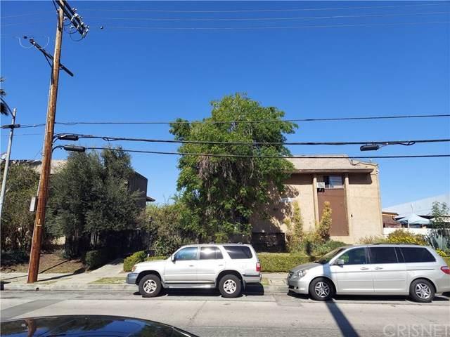 11961 Wicks Street #16, Sun Valley, CA 91352 (#SR21042853) :: Randy Plaice and Associates