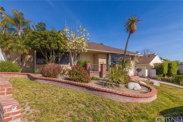 700 View Drive, Burbank, CA 91501 (#SR21043127) :: The Parsons Team