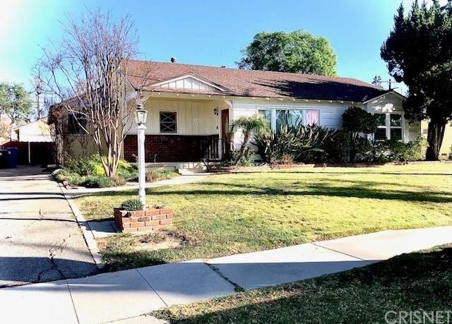 16411 Calahan Street, North Hills, CA 91343 (#SR21043278) :: TruLine Realty