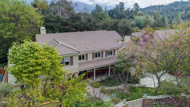 1115 Inverness Drive, La Canada Flintridge, CA 91011 (#P1-3566) :: The Parsons Team