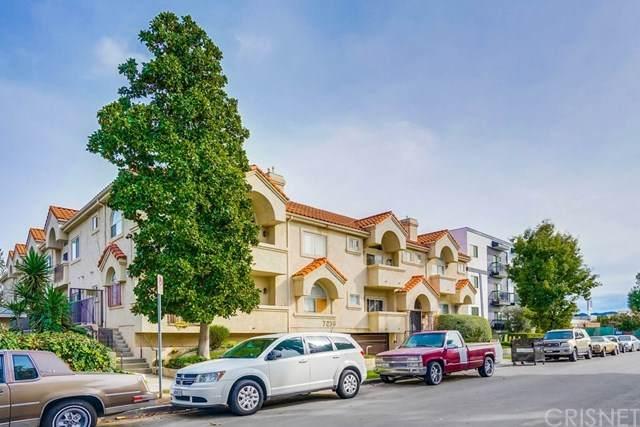 7236 Amigo Avenue #111, Reseda, CA 91335 (#SR21035397) :: TruLine Realty