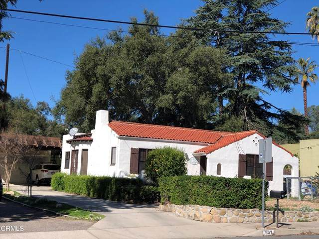 507 N Signal Street, Ojai, CA 93023 (#V1-4199) :: Lydia Gable Realty Group