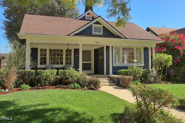 1816 Olive Avenue, South Pasadena, CA 91030 (#P1-3570) :: The Parsons Team