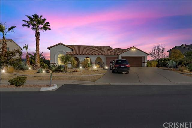 5749 Avenida Entrada, Palmdale, CA 93551 (#SR21032494) :: Berkshire Hathaway HomeServices California Properties