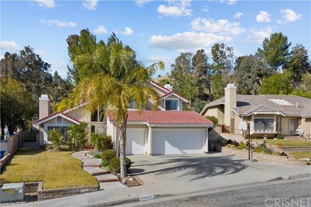 28067 Croco Place, Canyon Country, CA 91387 (#SR21043172) :: HomeBased Realty
