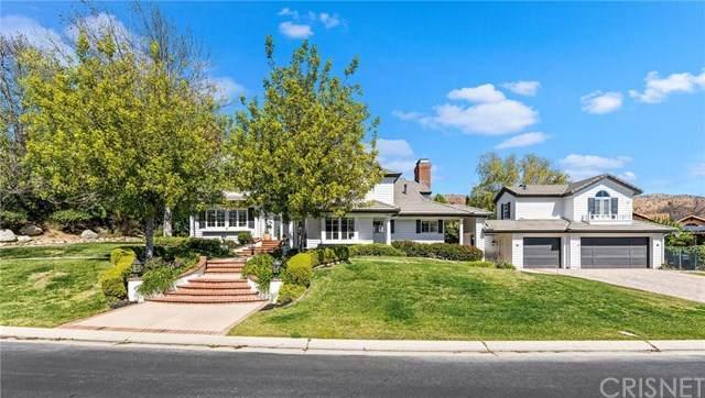 5721 White Cloud Circle, Westlake Village, CA 91362 (#SR21043676) :: Compass