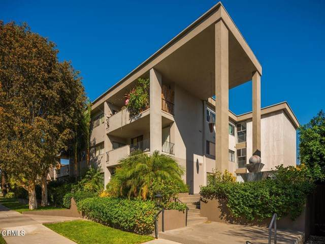 1810 Ramona Avenue #24, South Pasadena, CA 91030 (#P1-3574) :: The Parsons Team