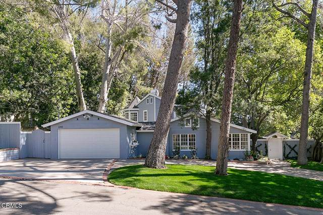 1249 Olive Lane, La Canada Flintridge, CA 91011 (#P1-3576) :: The Parsons Team