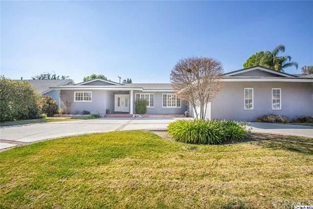 10141 Louise Avenue, Northridge, CA 91325 (#320005119) :: TruLine Realty
