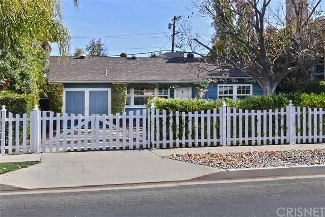 5162 Lindley Avenue, Encino, CA 91316 (#SR21043869) :: TruLine Realty