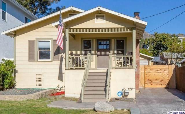 10828 Tujunga Canyon Boulevard, Tujunga, CA 91042 (#320005184) :: TruLine Realty