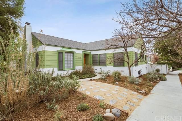 1155 N Cedar Street, Glendale, CA 91207 (#SR21030590) :: TruLine Realty
