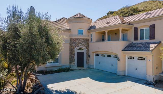 1641 Vista Oaks Way, Westlake Village, CA 91361 (#221001112) :: Compass