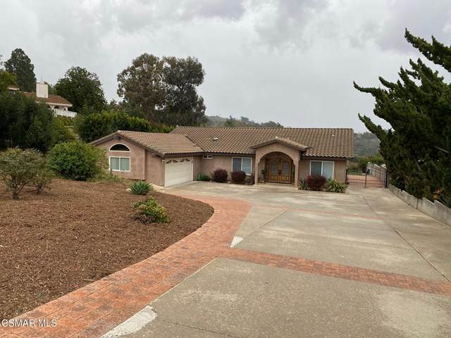1334 Camino Cristobal, Thousand Oaks, CA 91360 (#221001114) :: HomeBased Realty