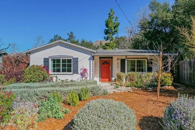 412 Franklin Drive, Ojai, CA 93023 (#V1-4228) :: Lydia Gable Realty Group