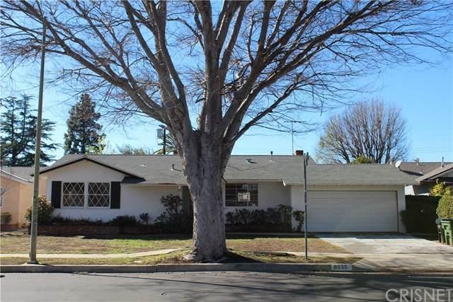 8035 Farralone Avenue, Canoga Park, CA 91304 (#SR21044642) :: TruLine Realty