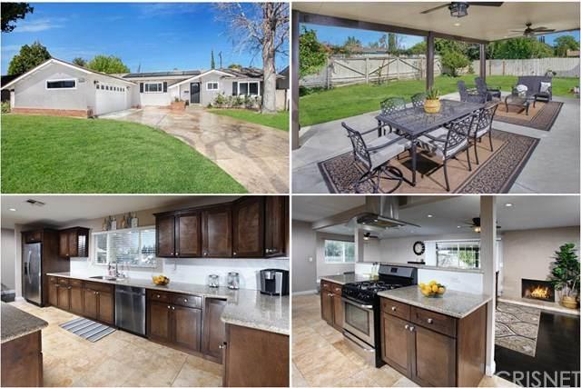 21807 Eccles Street, Canoga Park, CA 91304 (#SR21037627) :: TruLine Realty