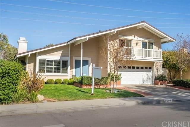 25102 Avenida Rotella, Valencia, CA 91355 (#SR21045095) :: HomeBased Realty
