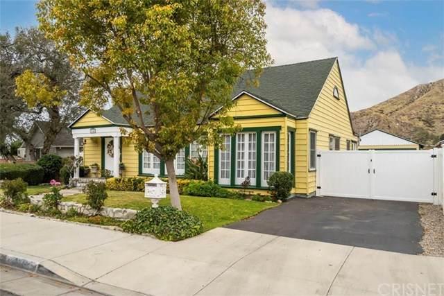 17649 Scherzinger Lane, Canyon Country, CA 91387 (#SR21045125) :: HomeBased Realty