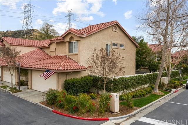 28152 Bobwhite Circle #67, Saugus, CA 91350 (#SR21041889) :: HomeBased Realty