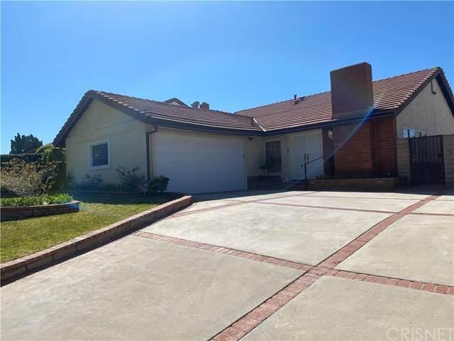 11487 Viking Avenue, Porter Ranch, CA 91326 (#SR21044942) :: The Grillo Group