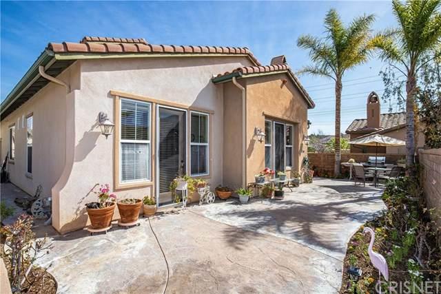 23803 Champer Court, Valencia, CA 91354 (#SR21039430) :: HomeBased Realty