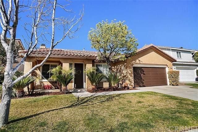 24025 Via Sereno, Valencia, CA 91354 (#SR21042416) :: HomeBased Realty