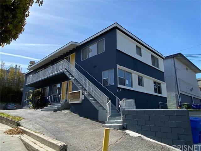 638 Grant Street, Santa Monica, CA 90405 (#SR21045492) :: Montemayor & Associates