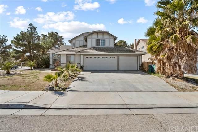 39455 Daylily Place, Palmdale, CA 93551 (#SR21045542) :: Randy Plaice and Associates