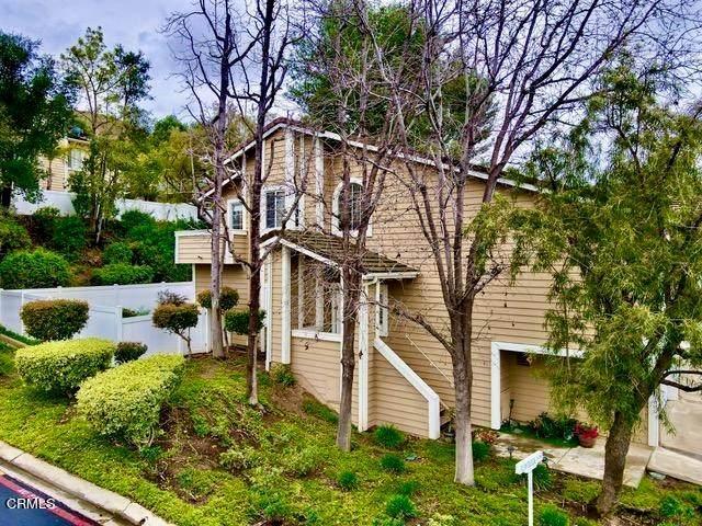 4218 Flintlock Lane, Westlake Village, CA 91361 (#V1-4254) :: Compass