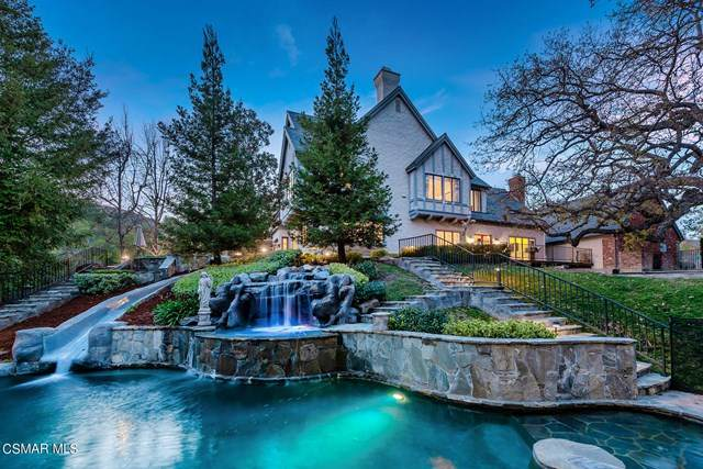 5600 Lakeview Canyon Road, Westlake Village, CA 91362 (#221001151) :: Compass