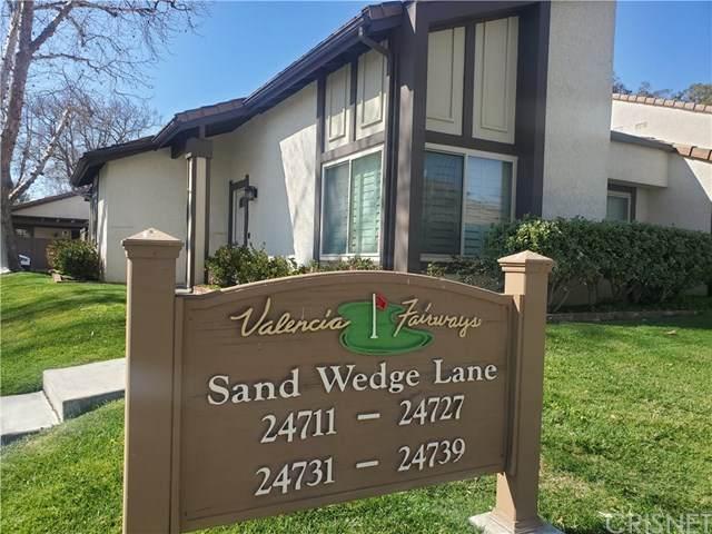 24711 Sand Wedge Lane, Valencia, CA 91355 (#SR21045825) :: TruLine Realty