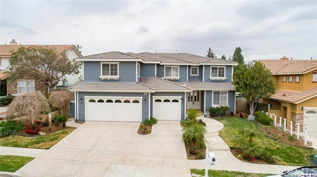 721 Cinnabar Place, Simi Valley, CA 93065 (#320005222) :: HomeBased Realty