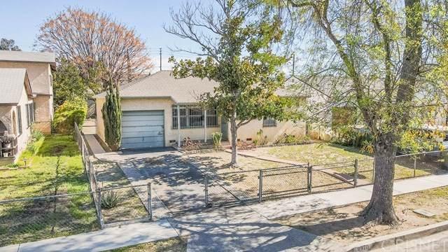 9970 Vena Avenue, Arleta, CA 91331 (#SR21042509) :: Berkshire Hathaway HomeServices California Properties
