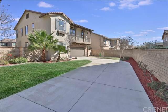 24410 Aranda Lane, Valencia, CA 91354 (#SR21046056) :: HomeBased Realty