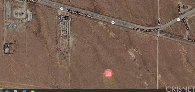 0 Highway 58, Mojave, CA 93502 (#SR21046338) :: The Grillo Group