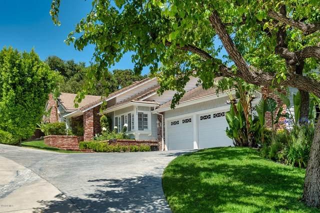 5503 S Rim Street, Westlake Village, CA 91362 (#221001162) :: Compass