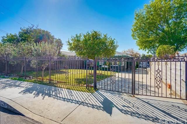 10627 Nassau Avenue, Sunland, CA 91040 (#SR21044714) :: TruLine Realty