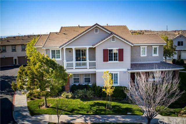 27467 Coldwater Drive, Valencia, CA 91354 (#SR21046436) :: Randy Plaice and Associates