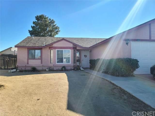 1312 W Avenue H8, Lancaster, CA 93534 (#SR21046797) :: TruLine Realty