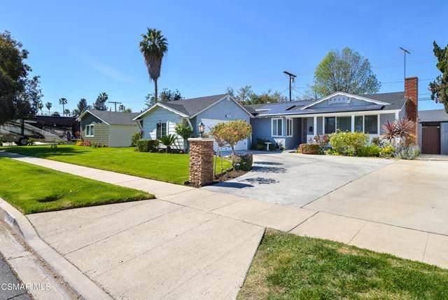 7243 Madora Avenue, Winnetka, CA 91306 (#221001173) :: Berkshire Hathaway HomeServices California Properties