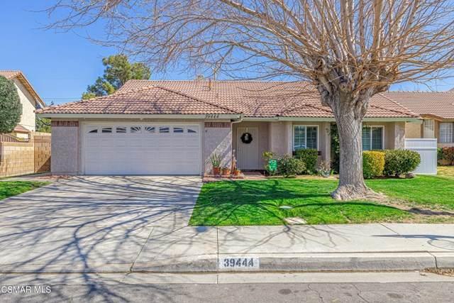 39444 Gainsborough Drive, Palmdale, CA 93551 (#221001175) :: Berkshire Hathaway HomeServices California Properties