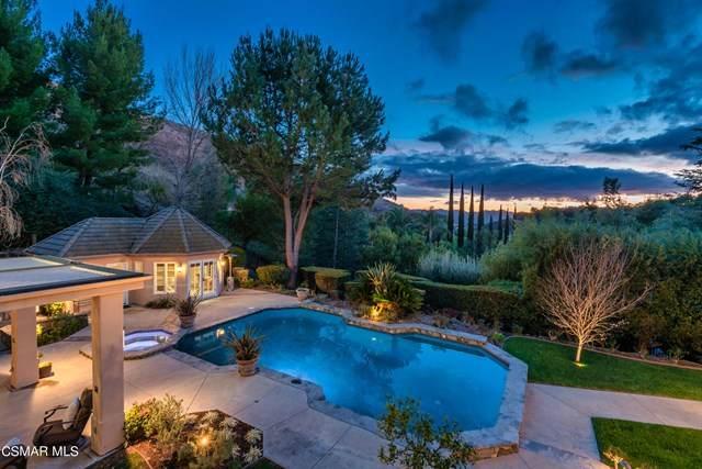 5080 Hunter Valley Lane, Westlake Village, CA 91362 (#221001180) :: Compass